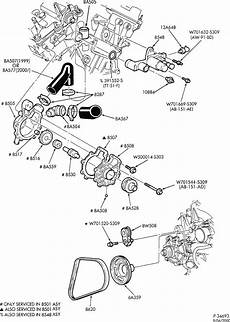 Do You A Diagram Of The Coolant Hoses Like A Picture