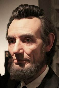 the realistic sculpture of abraham lincoln oursocialbix