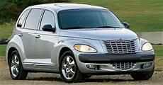 2001 Chrysler Pt Cruiser One Year Test Upadte Motor Trend
