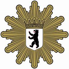 Datei Berliner Polizei Svg