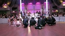wedding reception entrance funny ideas best wedding entrance harlem shake youtube