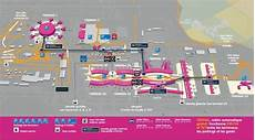 Roissy Charles De Gaulle Airport Access Parking And Services