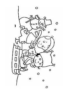 Winter Malvorlagen Jakarta Druckbare Winter Malvorlagen