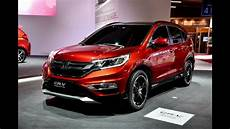 2018 honda cr v new design interior and engines