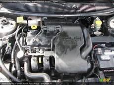 1999 Neon Highline Sedan Engine 2 0 Liter Sohc 16 Valve
