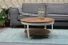 Beistelltisch Couchtisch Tisch Set Rund Skandinavisches