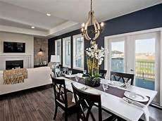 navy accent wall bedroom contemporary with navy blue walls silver table ls