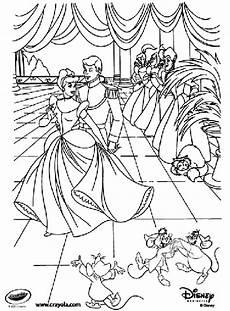worksheets for coloring 15609 disney princess cinderella at the coloring page crayola