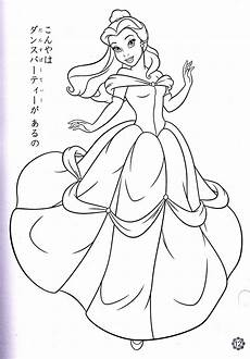 walt disney coloring pages princess walt disney