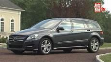 Mercedes R Klasse Facelift