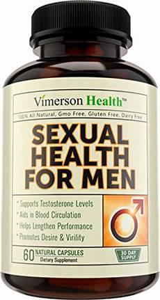 sexual health for men testosterone booster 100 all