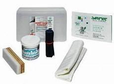das acrylpolierset zum renovieren reinigung