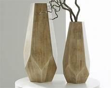 vase en bois design vases en bois 224 facettes becquet