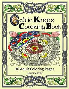 celtic knots coloring book 30 adult coloring pages by mrs