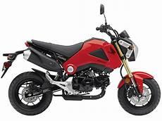 2014 Honda Grom 125 Usa Canadian Specs Insurance Information