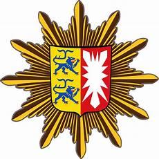 File Polizeistern Schleswig Holstein Svg Wikimedia Commons