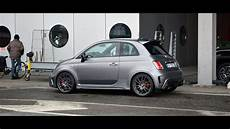 Abarth 695 Biposto Lovely Sound And Test Drive