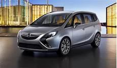 Opel Zafira C - 2011 opel zafira tourer concept top speed