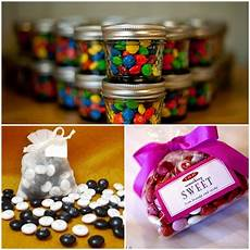budget wedding favors ideas how to have unique wedding favors on a budget