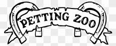 petting zoo animals coloring pages 17213 den zoo and petting farm vintage cat drawing clipart 2154458 pinclipart