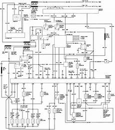 1986 ford ranger wiring diagram 1986 ranger 2 9l extended cab there is no power to the high