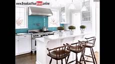 Ideen Fliesenspiegel Küche - k 252 chenr 252 ckwand sch 246 ne ideen blauer fliesenspiegel