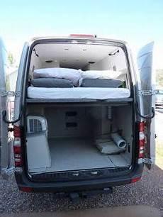 das ist mal ein hochbett cingbus wohnmobil und