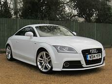 used white audi tt for sale dorset