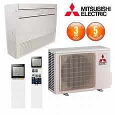 Mitsubishi Climatisation Console Flux Mfz Kj25ve