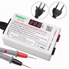tkdmr 0 260v smart fit voltage test led backlight tester