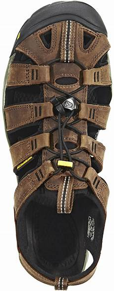 keen clearwater cnx leather sandals herren earth