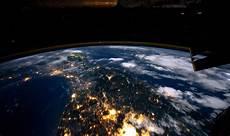 photo espace hd time lapse la terre vue de l espace lense