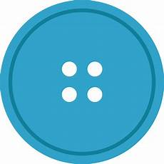 Blue Cloth Button With 2 Png Image Purepng