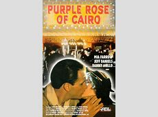 purple rose of cairo imdb