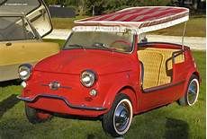 fiat 500 jolly auction results and data for 1958 fiat jolly 500