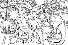 lets coloring book prehistoric jurassic world dinosaurs park science fiction coloring pages