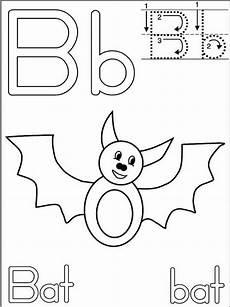 letter b handwriting worksheets foe kindergarten 171 preschool and homeschool