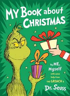 Grinch Malvorlagen Novel My Book About By Me Myself With Some Help From