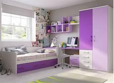 meuble chambre ado chambre ado fille avec armoire courbe pratique glicerio