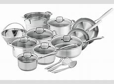 8 Best Stainless Steel Cookware for Your Kitchen: Reviews