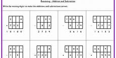 addition and subtraction ks2 reasoning test practice classroom secrets