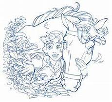 quest for camelot coloring page coloring pages