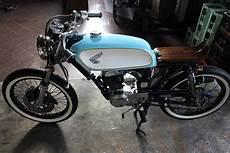 Honda Cb 50 J Cafe Racer