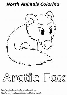 arctic animals coloring pages for preschoolers 17270 arctic animals song for children