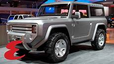 2019 mini bronco the ford bronco will be back in 2020
