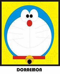 Rhemenda Membuat Doraemon Dalam Bingkai Foto Dengan Corel