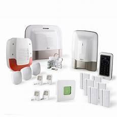 Maison Sans Fil Alarme Maison Gsm Delta Dore Pack Alarme Tyxal Kit N 176 4
