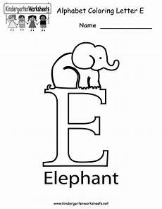 letter e worksheets kindergarten 23085 kindergarten letter e coloring worksheet printable coloring worksheets for kindergarten