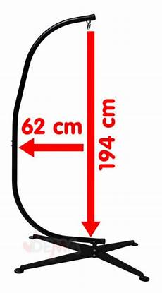support hamac siege support hamac si 232 ge suspendu acier charge 150 kg