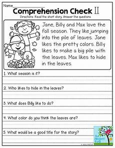 comprehension checks and so many more useful printables free reading comprehension worksheets